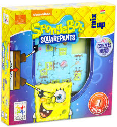 SmartGames SpongyaBob Mix Up