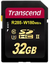 Transcend SDHC 32GB Class 10 UHS-II U3 TS32GSD2U3