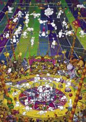 Heye Mordillo - Crazy Circus 1000 db-os (29755)