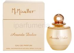 M. Micallef Ananda Dolce EDP 100ml