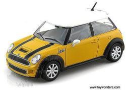 Bburago Mini Cooper S 1:24 (22124)