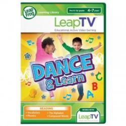LeapFrog LeapTV - Joc Dansam si Invatam (LEAP39152)