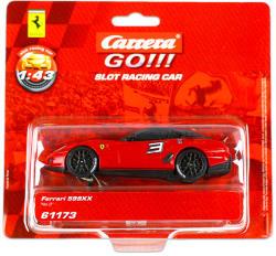 Carrera GO!!! Ferrari 599XX kisautó 61173