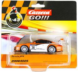Carrera GO!!! Porsche GT3 kisautó 20064025
