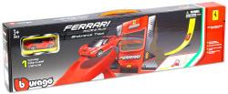 Bburago Ferrari Race and Play kaszkadőr szett