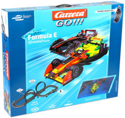 Carrera GO!!! Formula E távirányítós versenypálya
