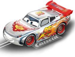 Carrera GO!!! Verdák Silver Villám McQueen 1/43 pályaautó