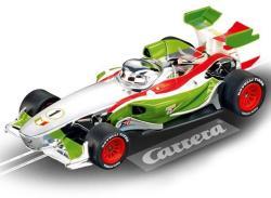 Carrera GO!!! Verdák Silver Francesco Verdasco 1/43 pályaautó
