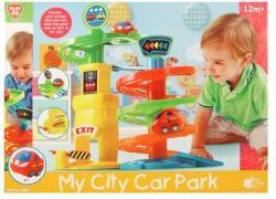 Playgo Városi autóparkom - parkolóház