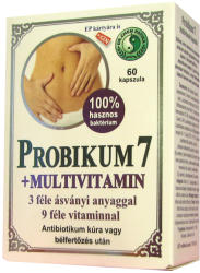 Dr. Chen Probikum 7+Multivitamin (60db)