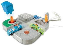 Mattel Hot Wheels Cyborg kereszteződés