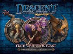 Descent Journeys in the Dark (2nd edition) - Oath of the Outcast kiegészítő