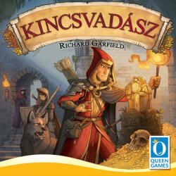 Queen Games Kincsvadász