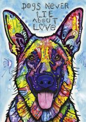 Heye Dogs Never Lie: A kutyák soha nem hazudnak 1000 db-os (29732)