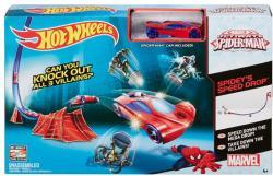 Mattel Hot Wheels Pókember alappálya