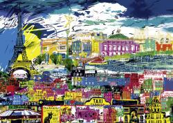 Heye City Life - I love Paris 1000 db-os (29741)