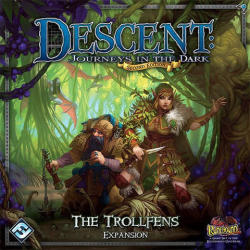 Descent: Journeys in the Dark (2nd edition) - Trollfens kiegészítő
