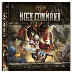 Warmachine: High Command
