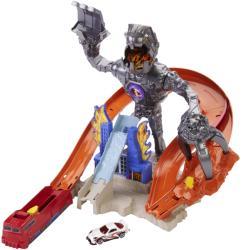 Mattel Hot Wheels Nitrobot pálya