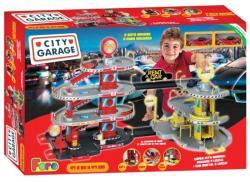 Faro Toys Négyszintes parkolóház autókkal - Hertz