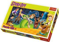 Trefl Scooby-Doo: Kincsvadászok 100 db-os (16283)