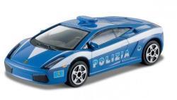 Bburago Lamborghini Gallardo Polizia (30122)