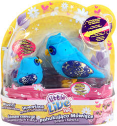Moose Little Live Pets: Night Star  - Familie bufnita interactiva