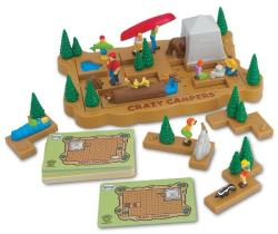 Popular Playthings Crazy Campers