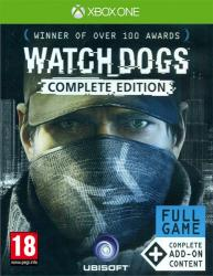 Ubisoft Watch Dogs [Complete Edition] (Xbox One)