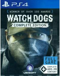 Ubisoft Watch Dogs [Complete Edition] (PS4)
