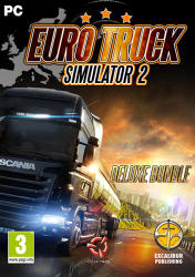 Excalibur Euro Truck Simulator 2 [Deluxe Bundle] (PC)