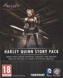 Warner Bros. Interactive Batman Arkham Knight Harley Quinn DLC (PC)