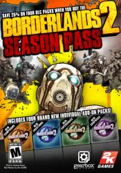 2K Games Borderlands 2 Season Pass (PC)