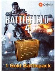 Electronic Arts Battlefield 4 Gold Battlepack DLC (PC)