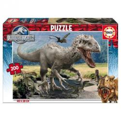 Educa Jurassic World 200 db-os (16368)