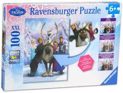 Ravensburger XXl Puzzle - Disney Jégvarázs 100 db-os (105571)