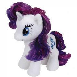 TY Inc My Little Pony: Ponei Rarity 18cm (TY41008)
