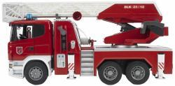 BRUDER Masina de pompieri Scania cu pompa apa (3590)