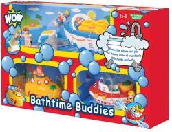 WOW Toys Combo Pack - Fürdő Barátok