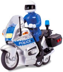 Dickie Toys Rendőrségi motor