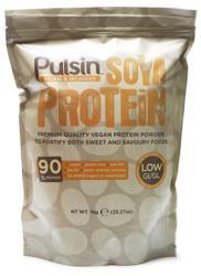 Pulsin Soya Protein Isolate - 1000g