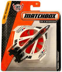 Mattel Matchbox MBX Sky Busters - Turbo Tornado