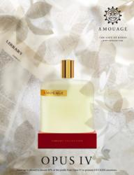 Amouage Library Collection - Opus IV EDP 100ml Tester