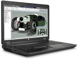 HP ZBook 17 G2 J8Z67EA