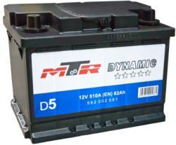 MTR Dynamic 62Ah 510A (562002051)