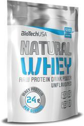 BioTechUSA Natural Whey - 500g