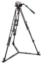 Manfrotto 546GBK with 504HD Head