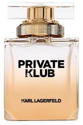 Lagerfeld Private Klub pour Femme EDT 85ml Tester