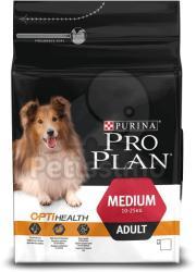 PRO PLAN OptiHealth Medium Adult 3kg