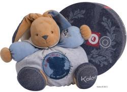 Kaloo Blue Denim Chubby Rabbit - Puha nyuszi 25cm ajándékdobozban